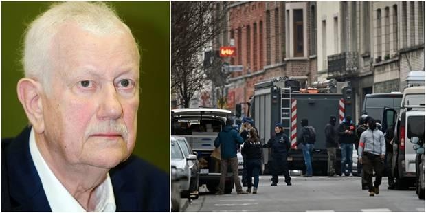 """Philippe Moureaux: """"ll y a quelques initiatives à Molenbeek, mais c'est limité et brouillon"""" - La DH"""