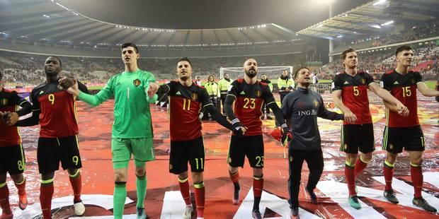 Plus de 2,5 millions de Belges devant leur écran pour Belgique-Estonie - La DH