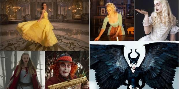 Ces stars qui ont incarné des personnages Disney - La DH