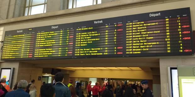 Une alerte à la bombe tous les trois jours dans les gares ferroviaires belges - La DH