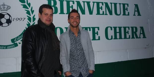 Cointe-Arlon: Duel de frères... complices - La DH