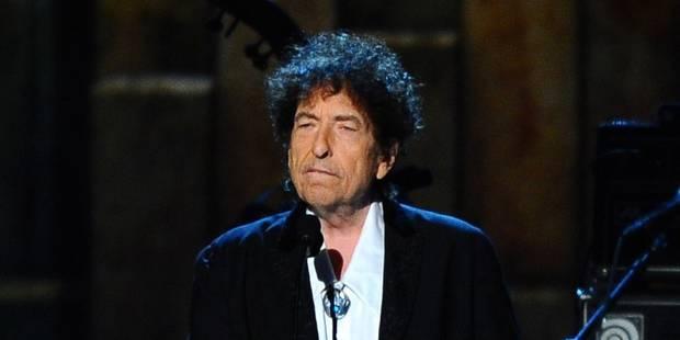 """Bob Dylan n'ira pas chercher son Nobel, pris par """"d'autres engagements"""" - La DH"""