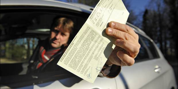 795 automobilistes pris sans assurance - La DH