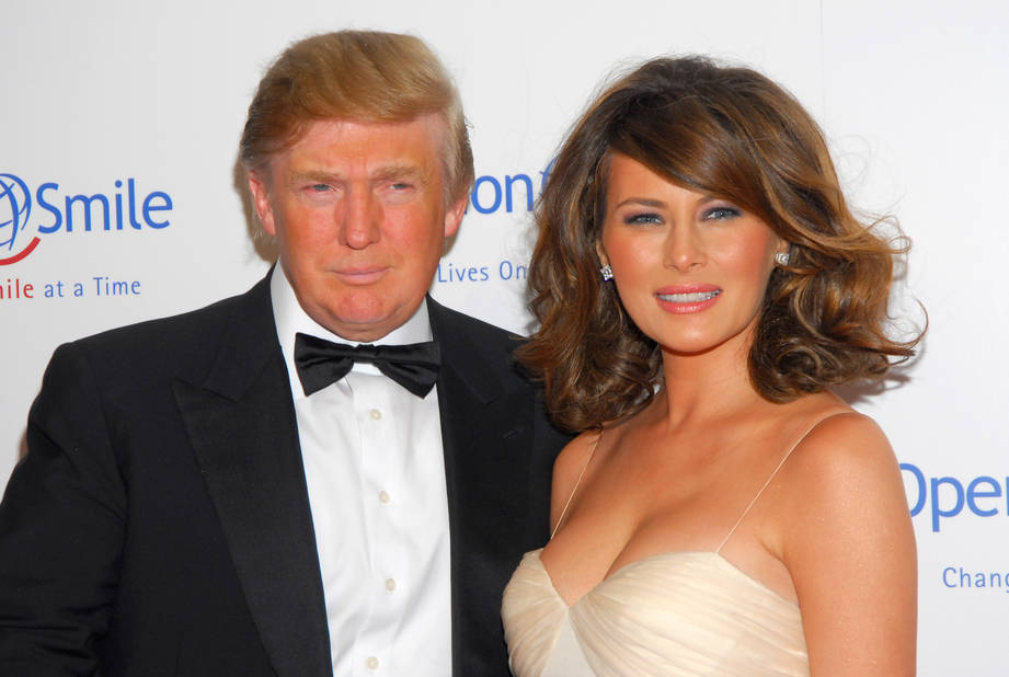 Melania Trump, la plus décolletée des First Ladies que l ...