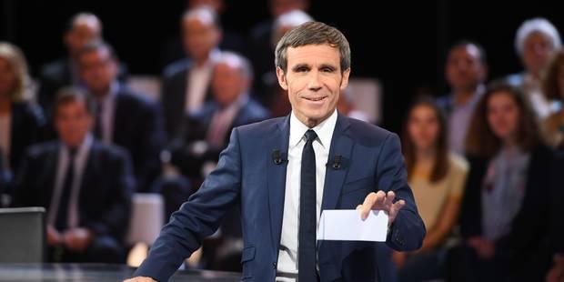 Primaire de droite : les journalistes secoués par les politiques lors du débat - La DH