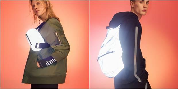 Coup de coeur : la collection Weekday pour être fashion etêtre visible dans le noir - La DH