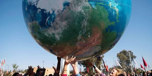 "J-M. Nollet pointe l'échec de la COP22 : ""Trump a servi d'excuse"" - La DH"