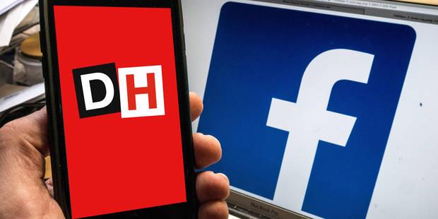 Voici comment recevoir certaines actus en priorité sur Facebook ? - La DH