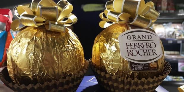 L'Italien Ferrero veut racheter les biscuits Delacre - La DH