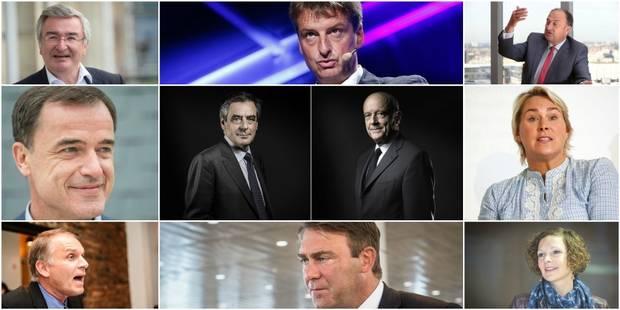 Juppé ou Fillon: pour qui voteraient ces personnalités politiques CDH et MR? - La DH