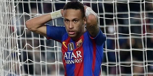 La grosse frayeur de Neymar qui aurait pu lui coûter cher - La DH