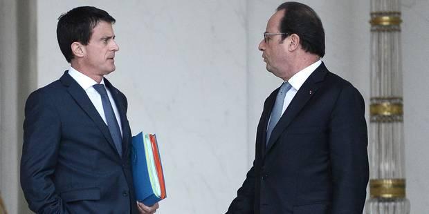 Valls va-t-il défier Hollande ? - La DH
