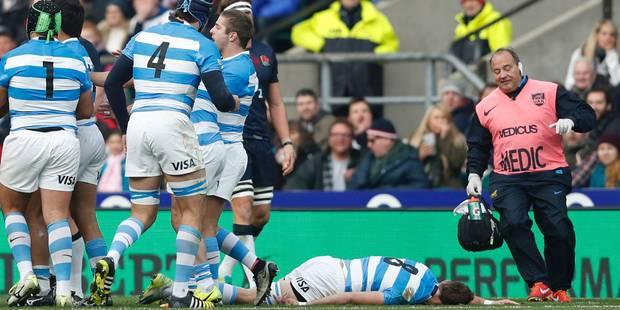 Ce rugbyman anglais est exclu 3 semaines suite à ce plaquage dangereux (VIDEO) - La DH