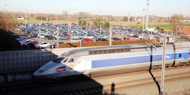 Gare de Silly: La SNCB va sonder les usagers - La DH