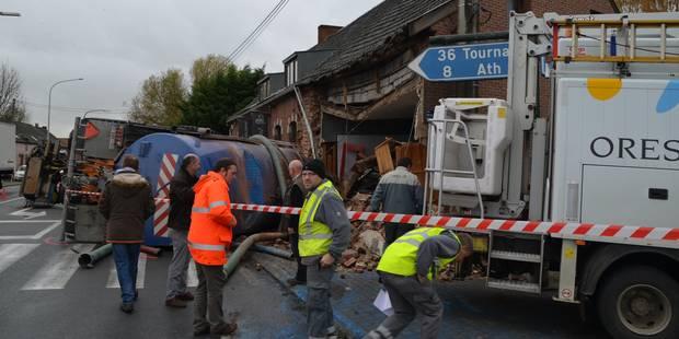 La Ville demande une étude sur le carrefour dangereux de la RNR7 à Ghislenghien - La DH