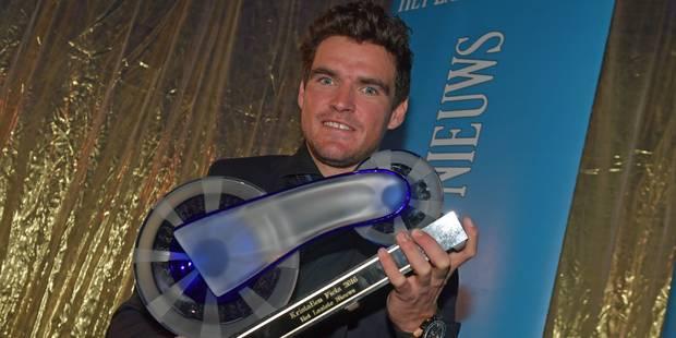 Greg Van Avermaet remporte le Vélo de Cristal - La DH
