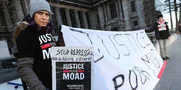 Moad, victime présumée de violence policière : le procès de l'incompréhension - La DH