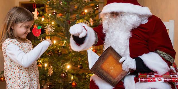 A Tournai, le père Noël sera un magicien - La DH