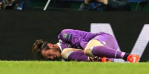 Le Real Madrid privé de Gareth Bale pendant quatre mois - La DH