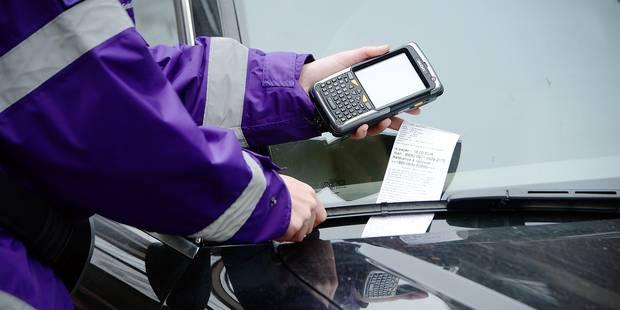 Les amendes de stationnement 100 % poursuivies à Bruxelles - La DH
