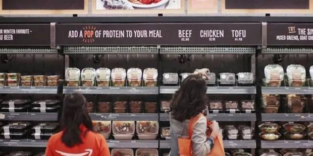Amazon teste un magasin physique sans caisses à Seattle - La DH