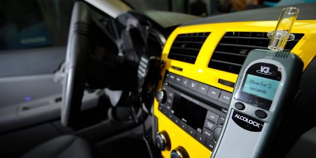 Le dispositif d'éthylotest antidémarrage bientôt imposé aux automobilistes récidivistes? - La DH