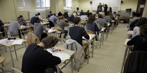 Très mauvais bulletins Pisa pour les élèves francophones (INFOGRAPHIE) - La DH
