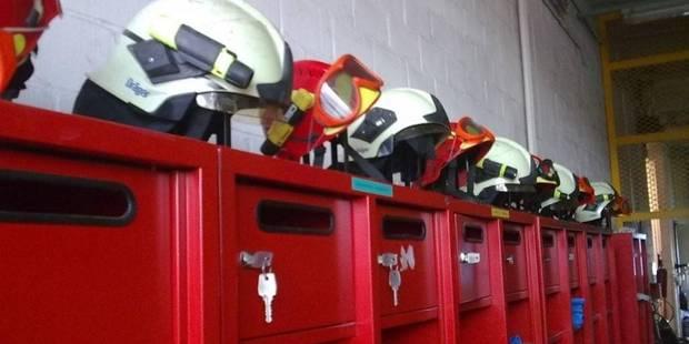 Rochefort: la bourgmestre soutient les pompiers en rogne - La DH