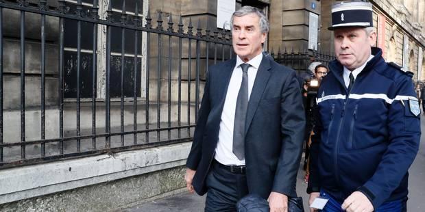 Condamné à trois ans de prison ferme, Jérôme Cahuzac va faire appel - La DH