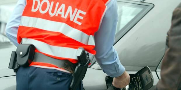 Une course-poursuite franco-belge a pris fin à Templeuve - La DH