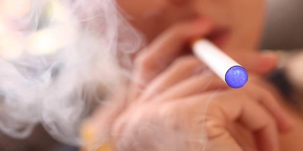 """""""Les e-cigarettes représentent un danger majeur pour la santé publique"""" - La DH"""
