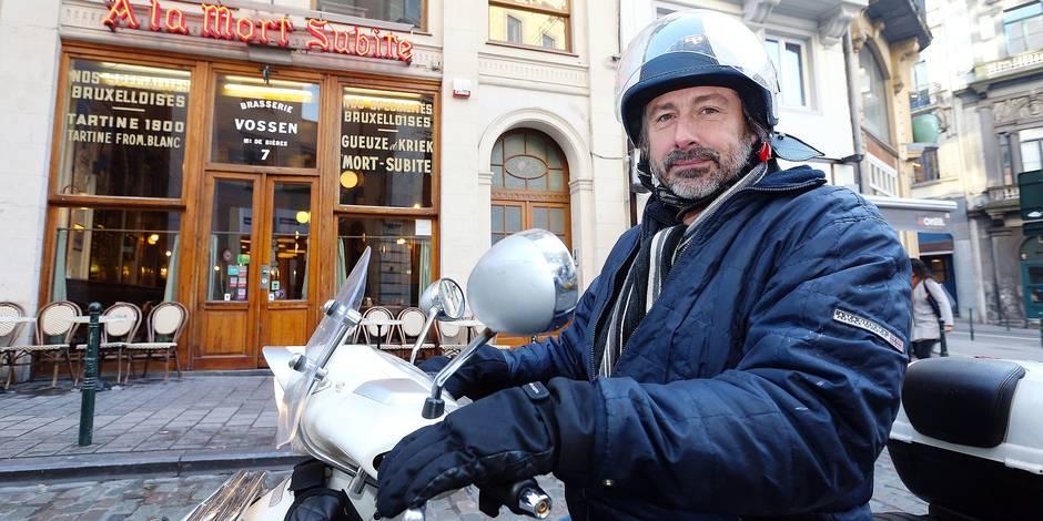 Bernard Yerlès : un acteur qui a la mémoire du c?ur - La DH