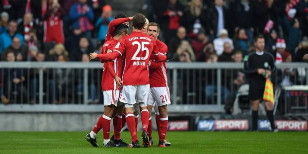 Bundesliga: Leipzig battu chez la lanterne rouge, le Bayern reprend la tête - La DH