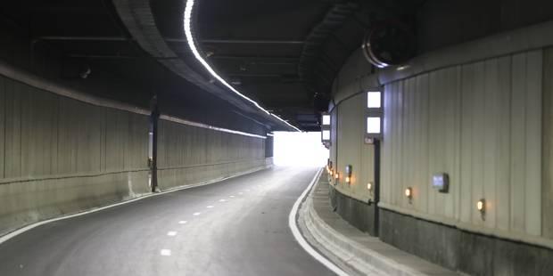 Bonne nouvelle pour les automobilistes: le tunnel Montgomery a rouvert ce mardi matin - La DH