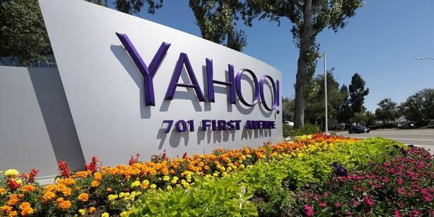 Yahoo annonce un nouveau piratage, un milliard de comptes concernés - La DH