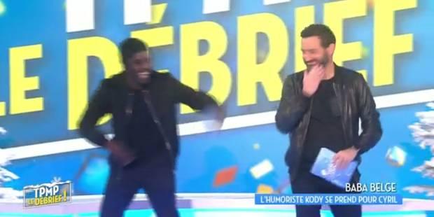 Kody imite Cyril Hanouna dans TPMP (VIDEO) - La DH