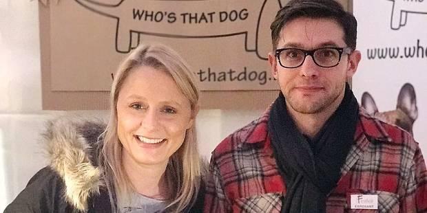 Maureen Louys vend ses accessoires pour chiens sur un marché de Noël! - La DH
