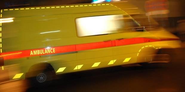 Légèrement blessé après avoir été éjecté de son véhicule sur la N95 entre Bièvre et Gedinne - La DH