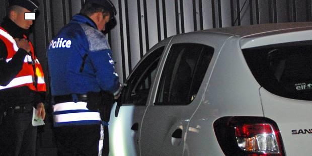 Gros contrôle de police de Police cette nuit à Namur - La DH