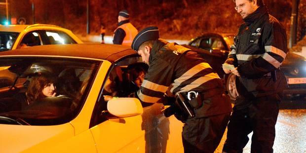 76 conducteurs en ébriété et un policier blessé lors de contrôles dans le Namurois - La DH