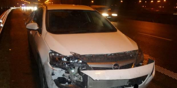 Gosselies: Terrible collision entre une voiture et un camion sur la E42 - La DH