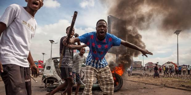 L'armée prête à évacuer les Belges au Congo - La DH