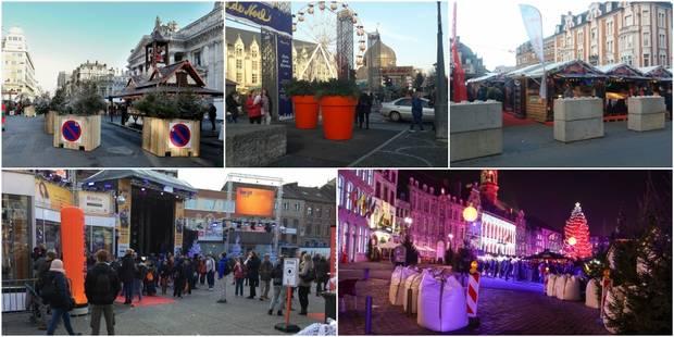 Après Berlin, la Belgique sécurise ses marchés de Noël - La DH
