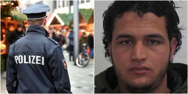 Attentat de Berlin: le suspect formellement identifié, une récompense de 100.000 euros offerte - La DH