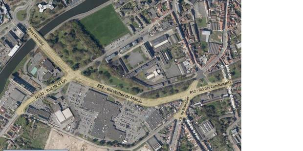 La galère pour 7 mois à Tournai - La DH