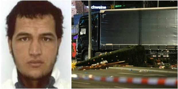 Attentat de Berlin: Anis Amri a cherché comment fabriquer des explosifs - La DH