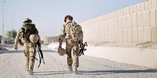 Comment nos soldats en mission célèbrent-ils le réveillon? - La DH
