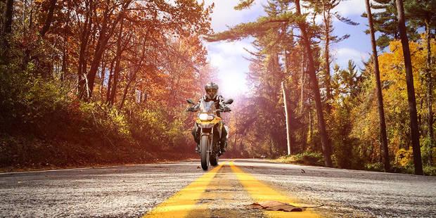 La moto désormais aussi sophistiquée que la voiture - La DH