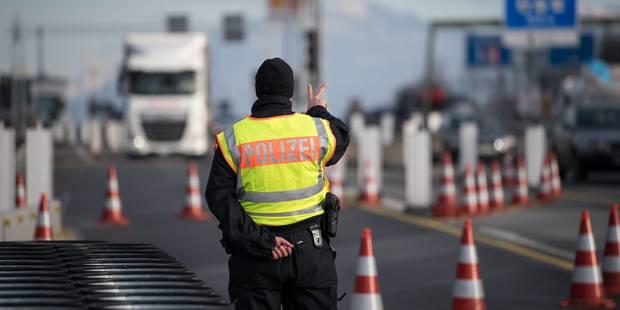 Attentat de Berlin: L'Allemagne mène des contrôles à ses frontières avec la Belgique et les Pays-Bas - La DH