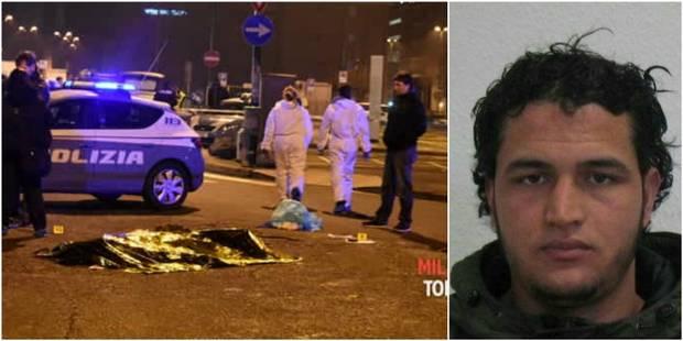 L'EI confirme qu'Anis Amri, abattu dans une fusillade à Milan, est l'auteur de l'attentat de Berlin - La DH